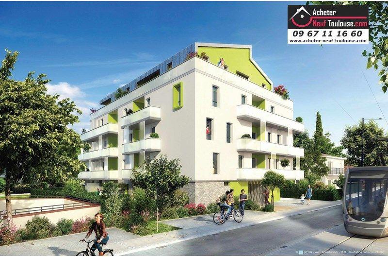 Appartements neufs blagnac t2 t3 t4 acheter neuf for Acheter programme neuf