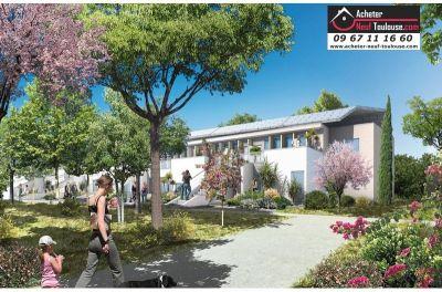 Appartements neufs cornebarrieu t2 t3 et villas for Acheter programme neuf