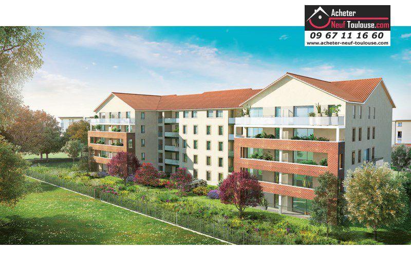 Appartements neufs castanet tolosan t1 t2 t3 t4 for Acheter programme neuf