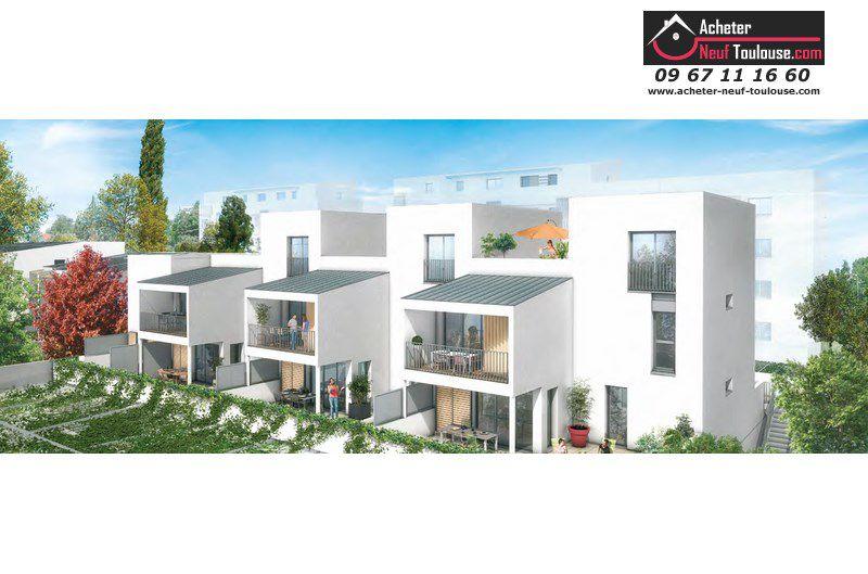 Appartements neufs colomiers t2 t3 t4 et villas for Acheter appartement neuf sans apport