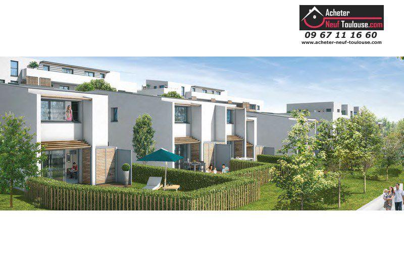 appartements neufs colomiers t2 t3 t4 et villas acheter neuf toulouse. Black Bedroom Furniture Sets. Home Design Ideas