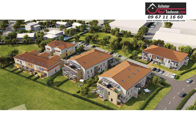 villa pleine propri t portet sur garonne t2 t3 t4 et villas acheter neuf toulouse. Black Bedroom Furniture Sets. Home Design Ideas