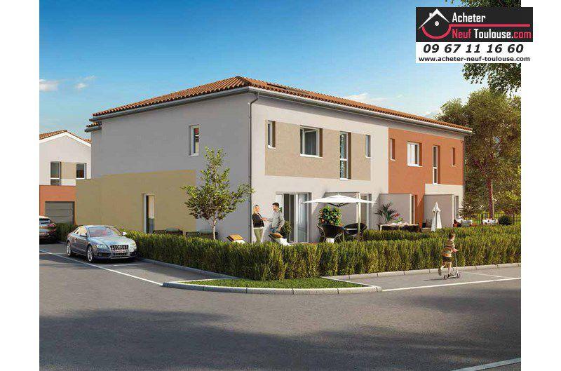 Villa pleine propri t portet sur garonne t2 t3 t4 for Toulouse portet sur garonne