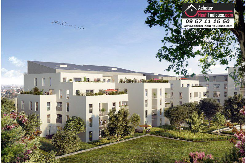 Appartements Neufs Toulouse