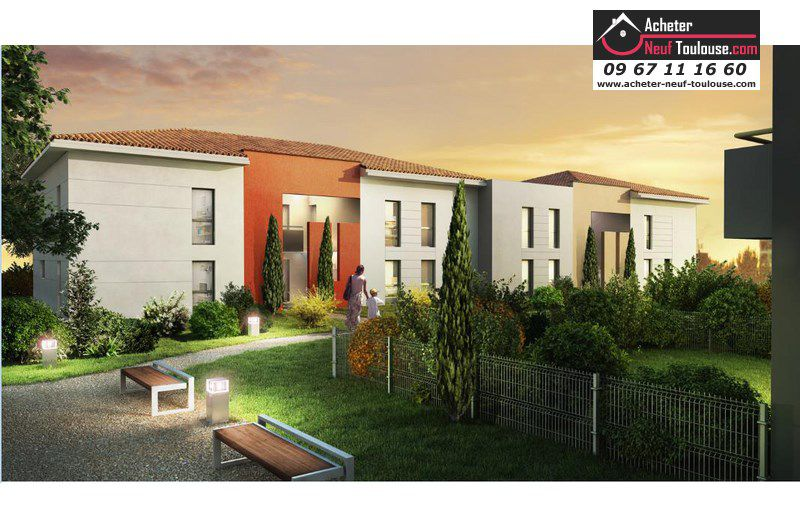 Appartements Neufs Saint Alban T2 T3 Acheter Neuf