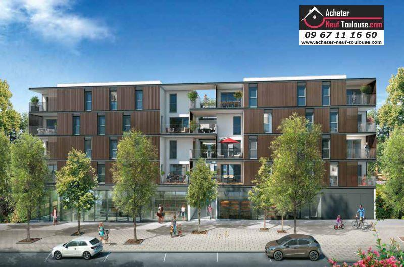 Appartements neufs balma t2 t3 t4 t5 acheter neuf for Acheter programme neuf