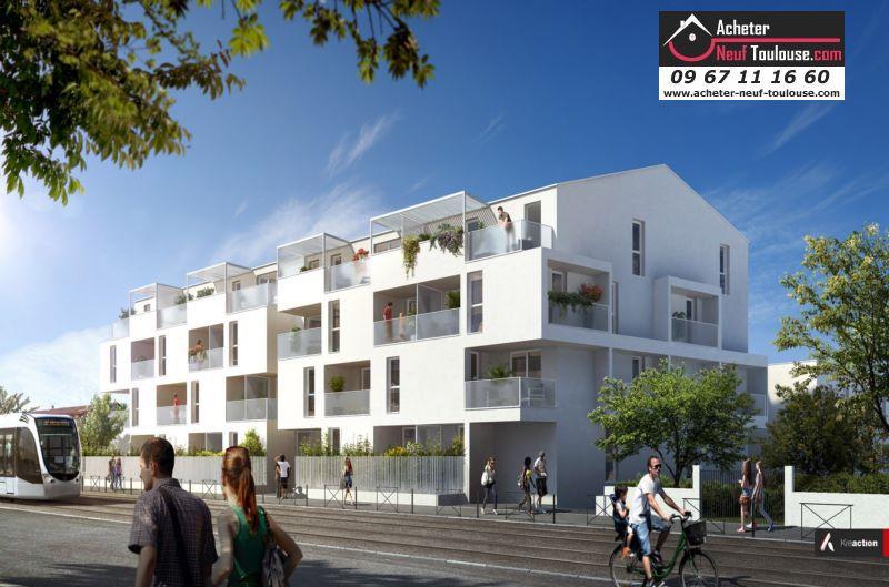 Appartements neufs blagnac t2 t3 t4 acheter neuf for Acheter neuf