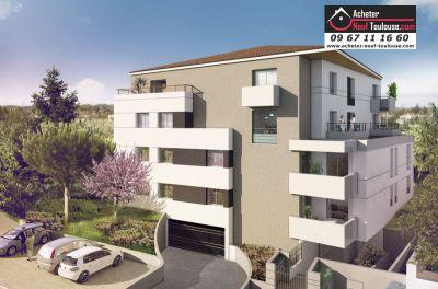 Quartier roseraie les argoulets immobilier neuf toulouse for Acheter appartement neuf sans apport
