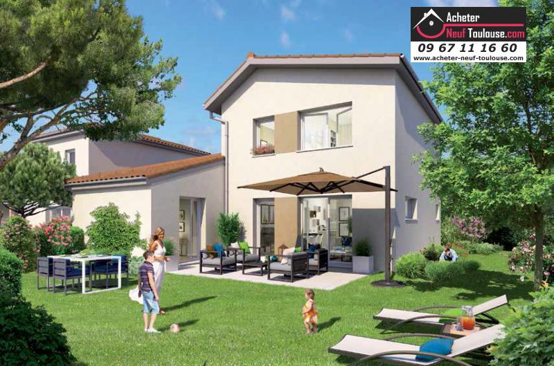 Appartements neufs saint jory t2 t3 et villas for Acheter programme neuf