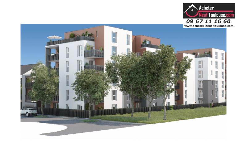 Appartements neufs colomiers t2 t3 t4 et villas for Acheter appartement neuf