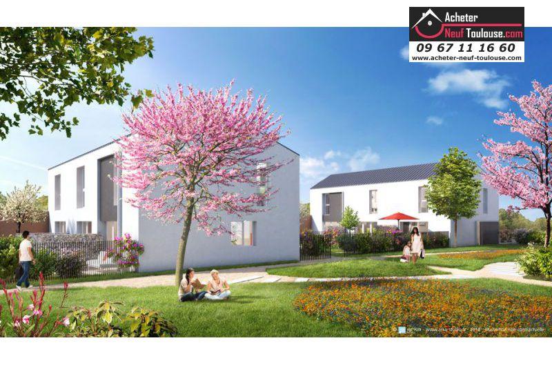 Appartements Neufs Colomiers T2 T3 T4 Et Villas