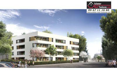 Quartier Pont Des Demoiselles Immobilier Neuf Toulouse