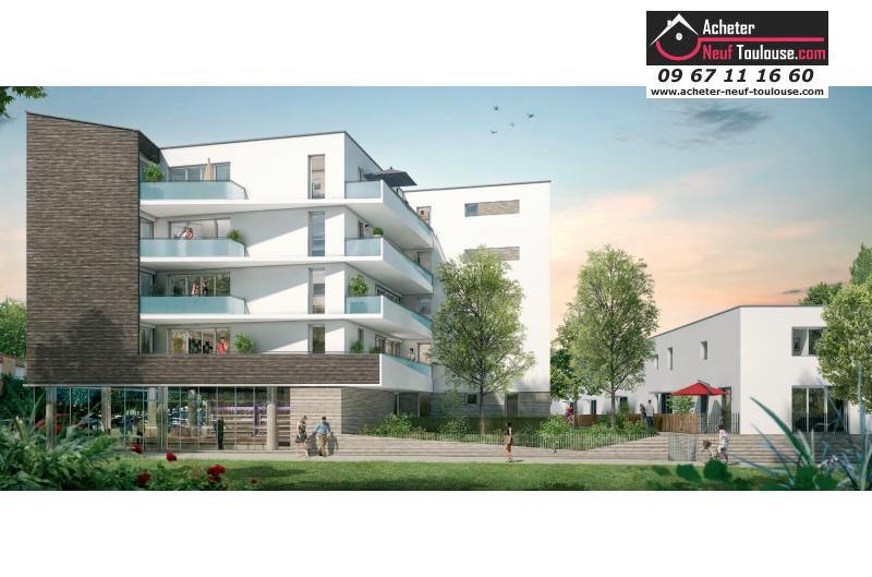 appartements neufs toulouse bonnefoy t1 t2 t3 et villas acheter neuf toulouse. Black Bedroom Furniture Sets. Home Design Ideas