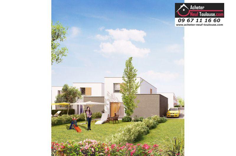 Maison neuve toulouse villas acheter neuf toulouse for Acheter maison toulouse