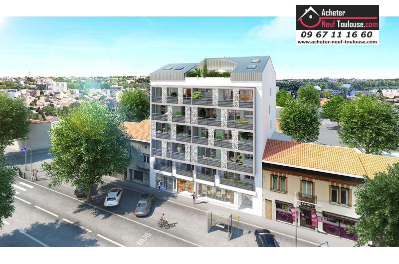 Appartements neufs toulouse saint agne t1 t2 t3 t4 for Acheter appartement neuf sans apport