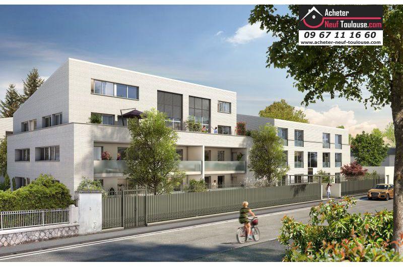 Appartements neufs toulouse lardenne t1 t2 t3 t4 t5 for Acheter programme neuf