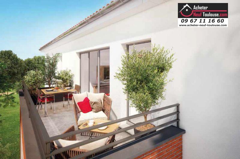 Appartements Neufs Toulouse Saint Simon T2 T3