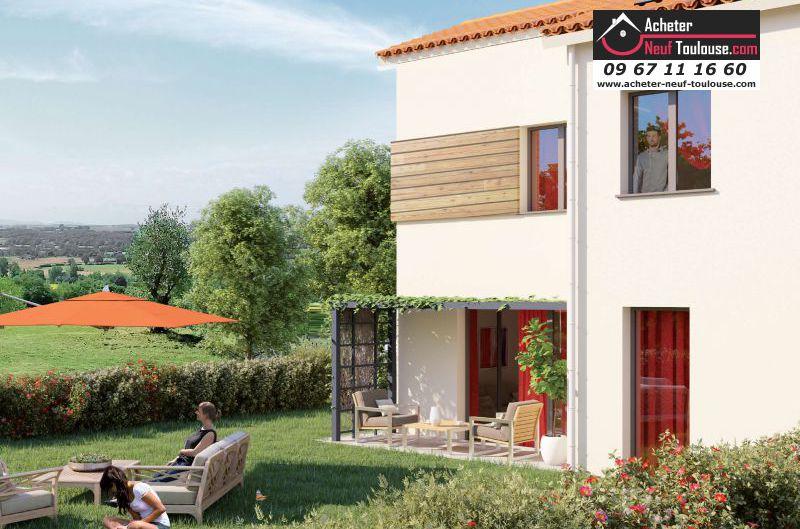 Maison neuve saint orens villas acheter neuf toulouse for Maison neuf a acheter