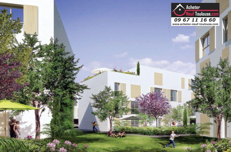 Appartements neufs toulouse place dupuy t1 t3 t4 for Acheter appartement neuf sans apport
