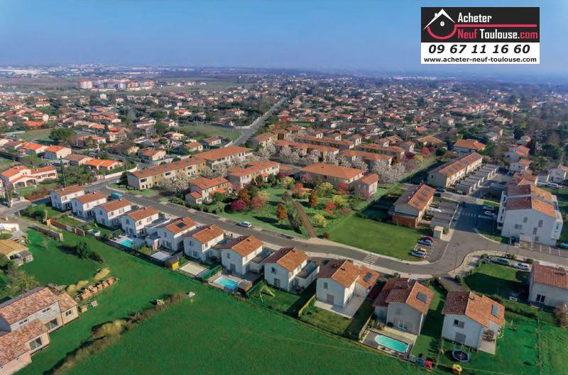 Maison neuve la salvetat saint gilles villas acheter for Programme immobilier maison neuve