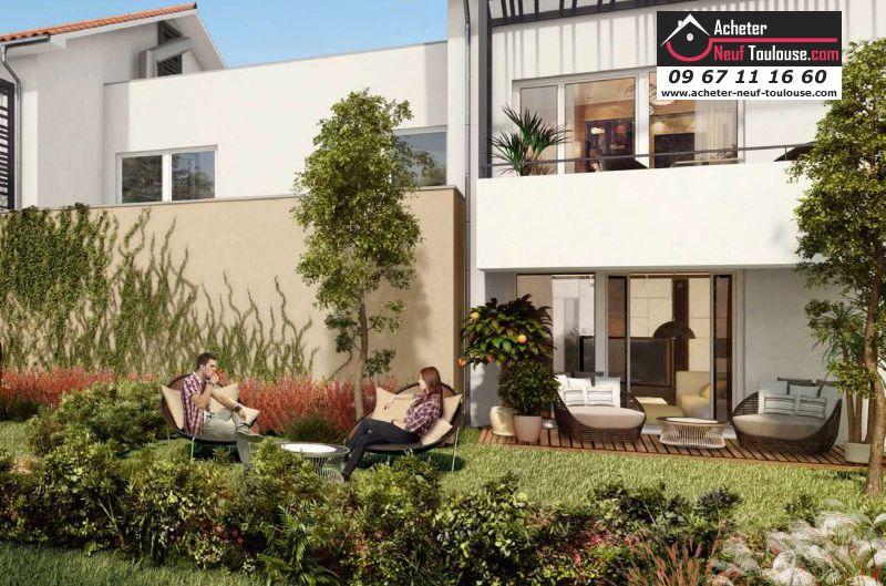 Appartements neufs roques sur garonne t2 t3 et villas acheter neuf toulouse - Roque sur garonne ...