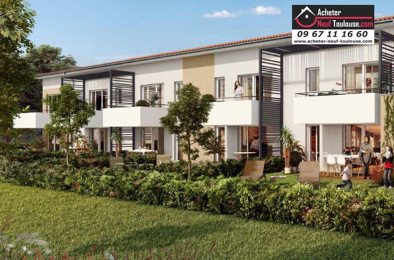 Appartements Neufs Roques Sur Garonne T2 T3 Et Villas