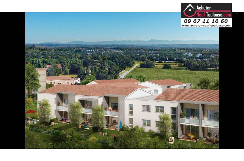 Appartements neufs saint orens t2 t3 t4 et villas for Acheter programme neuf
