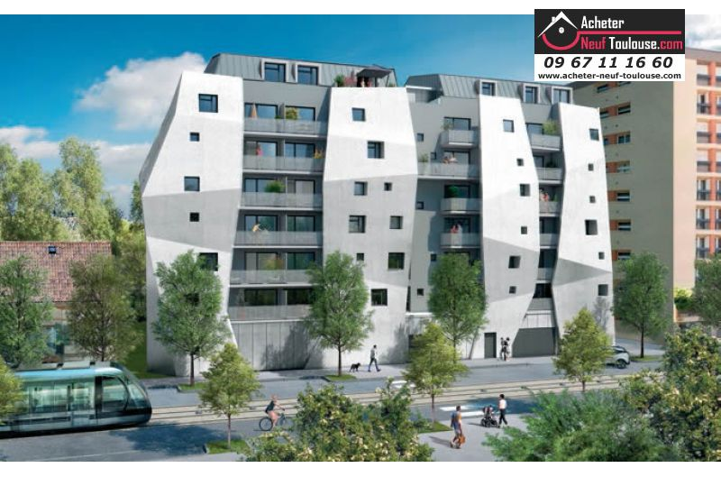 Appartements neufs toulouse fer a cheval t1 t2 t3 t4 for Acheter programme neuf