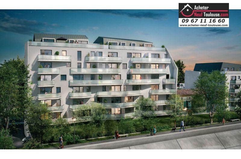Appartements neufs à Toulouse Fer A Cheval