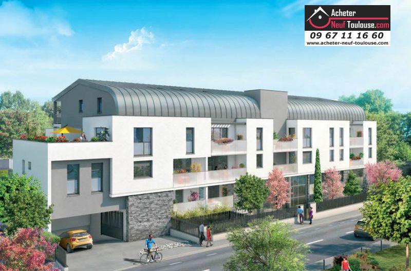 Appartements neufs toulouse rangueil t2 t3 acheter for Acheter programme neuf