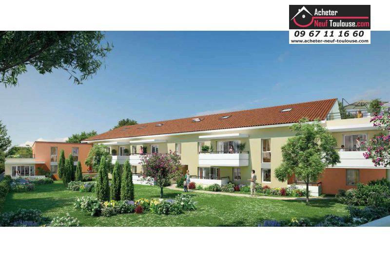 Appartements neufs castelginest t1 t2 t3 t4 for Acheter programme neuf