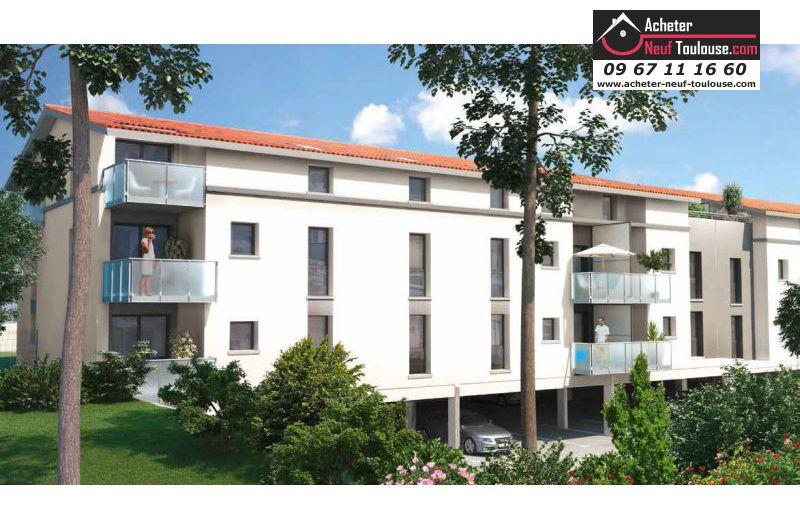 Appartements neufs roques sur garonne t2 t3 acheter for Acheter programme neuf