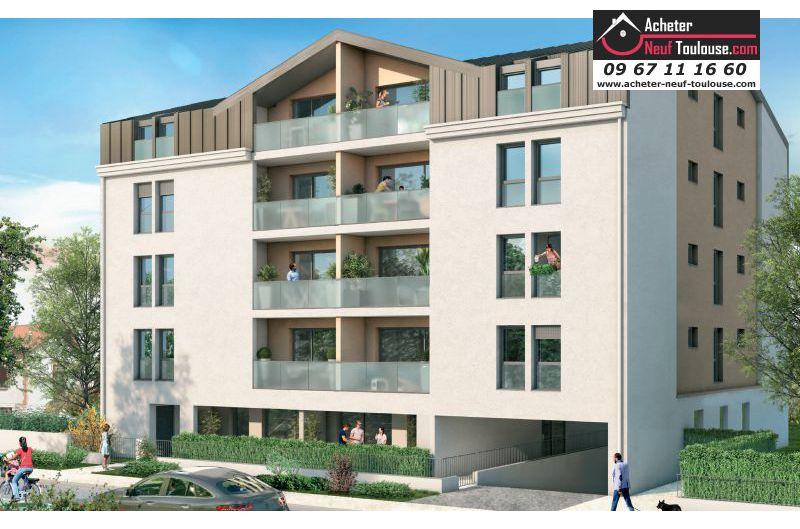 appartements neufs toulouse barri re de paris t1 t2 t3 t4 acheter neuf toulouse. Black Bedroom Furniture Sets. Home Design Ideas