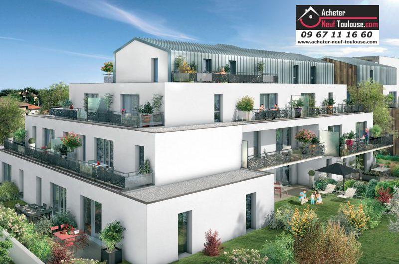 Appartements Neufs Toulouse Barri Re De Paris T1 T2