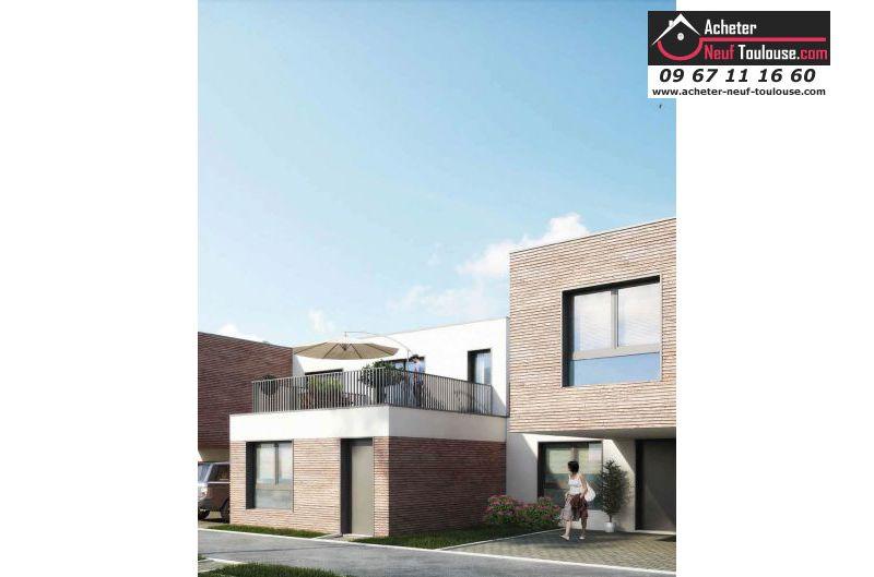 appartements neufs blagnac andromede t1 t2 t3 t4 t5 et villas acheter neuf toulouse. Black Bedroom Furniture Sets. Home Design Ideas