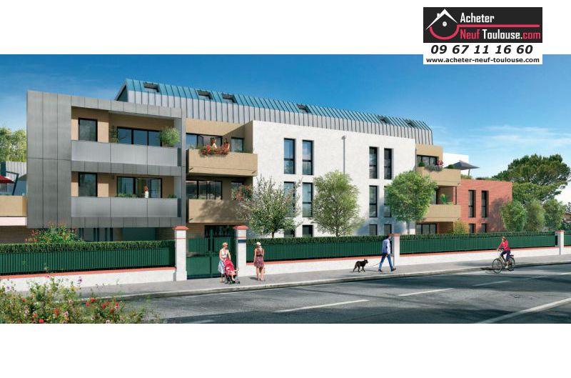 Appartements neufs tournefeuille t2 t3 t4 acheter for Acheter programme neuf