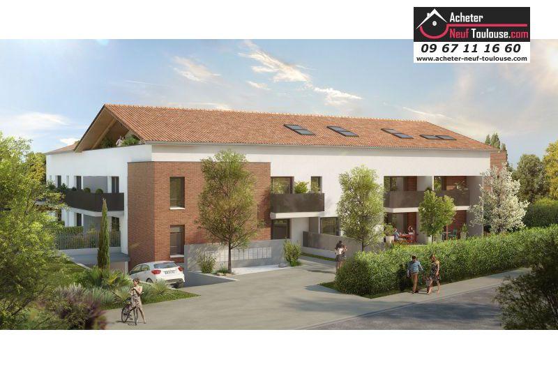 appartements neufs saint orens t2 t3 acheter neuf toulouse. Black Bedroom Furniture Sets. Home Design Ideas