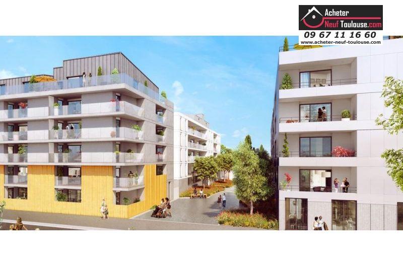 Appartements neufs toulouse compans cafarelli t1 t2 for Acheter appartement neuf sans apport