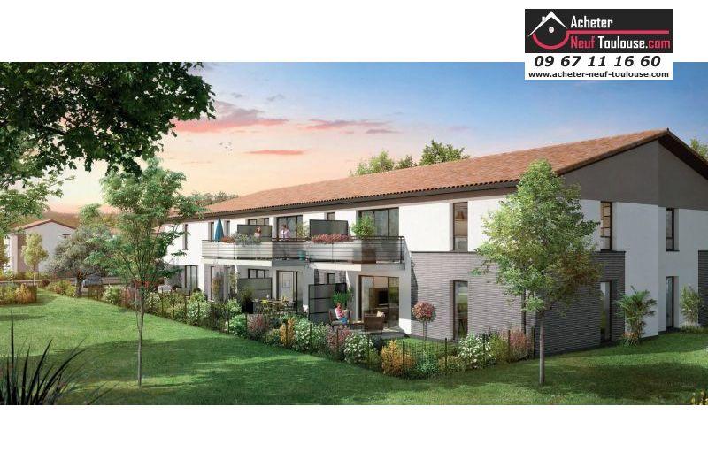 Appartements neufs plaisance du touch t2 t3 et villas for Acheter appartement neuf sans apport