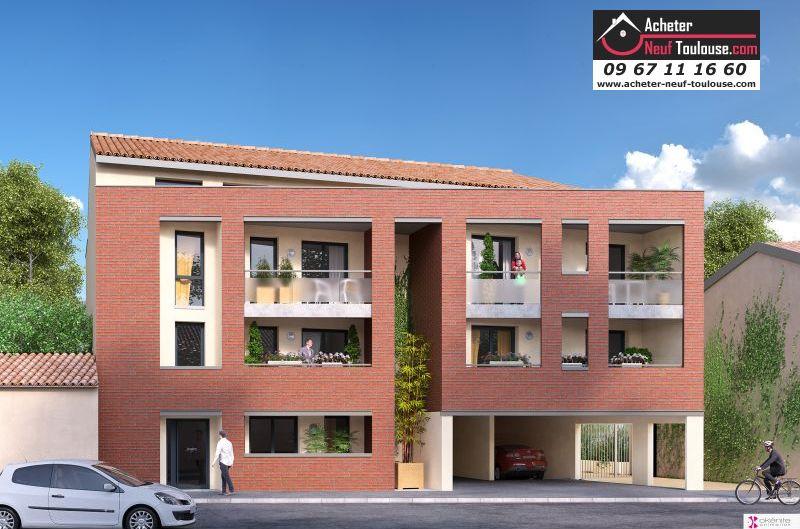 Appartements neufs blagnac t1 t2 t3 t4 t5 for Acheter programme neuf