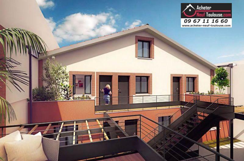Appartements neufs à Toulouse Jeanne DArc