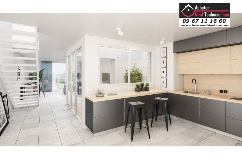 appartements neufs toulouse saint simon t2 t3 et villas acheter neuf toulouse. Black Bedroom Furniture Sets. Home Design Ideas