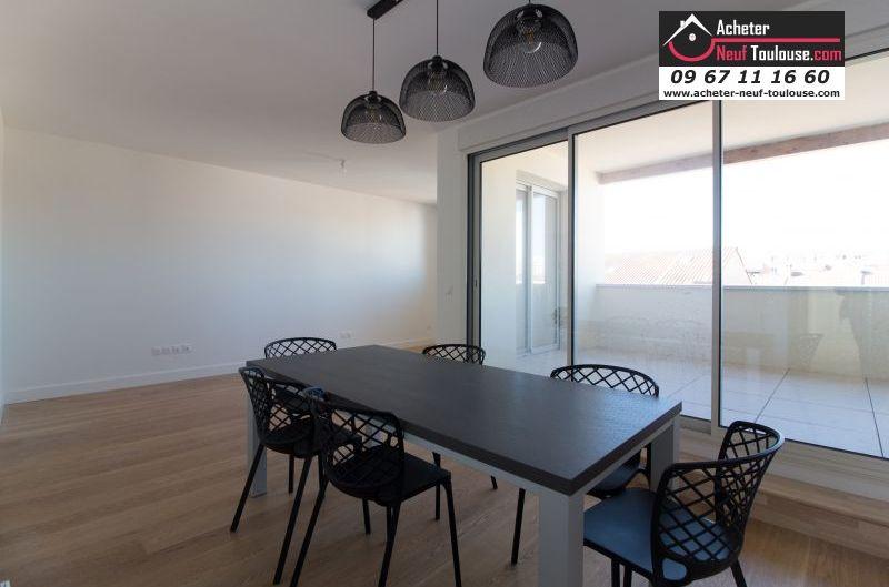 Appartements neufs à Toulouse Chalets