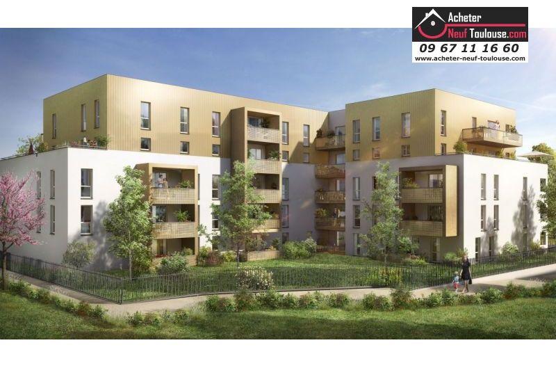 Appartements neufs à Toulouse La Terrasse