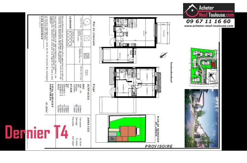 Appartements neufs à Labastide-Saint-Sernin