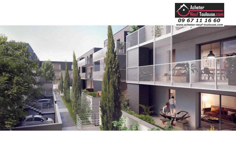 Appartements neufs à Cugnaux