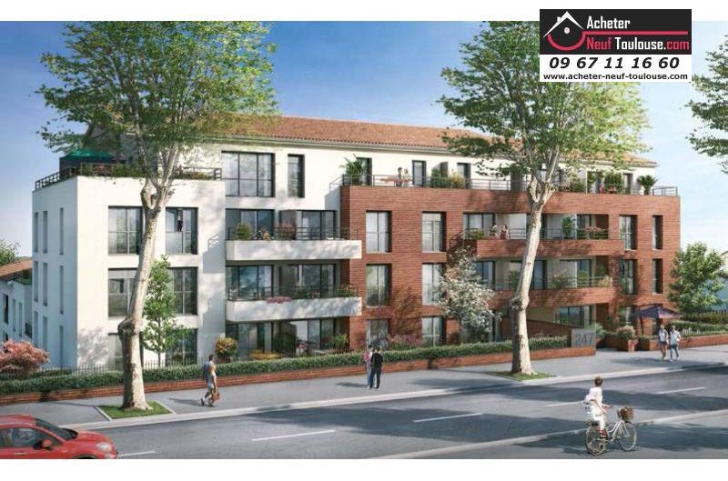Appartements neufs à Toulouse Chateau De L Hers