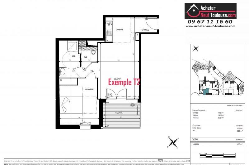 Appartements neufs à Castanet Tolosan