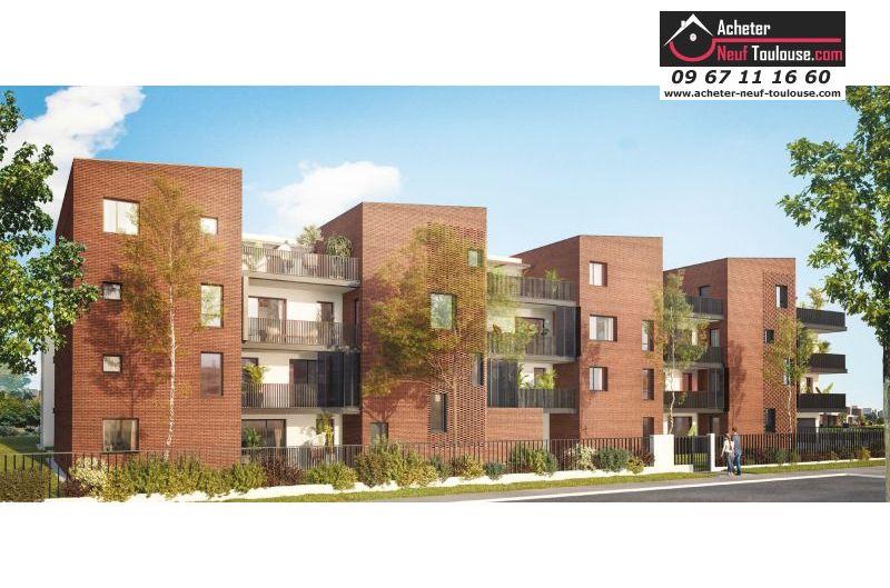 Appartements neufs à Colomiers