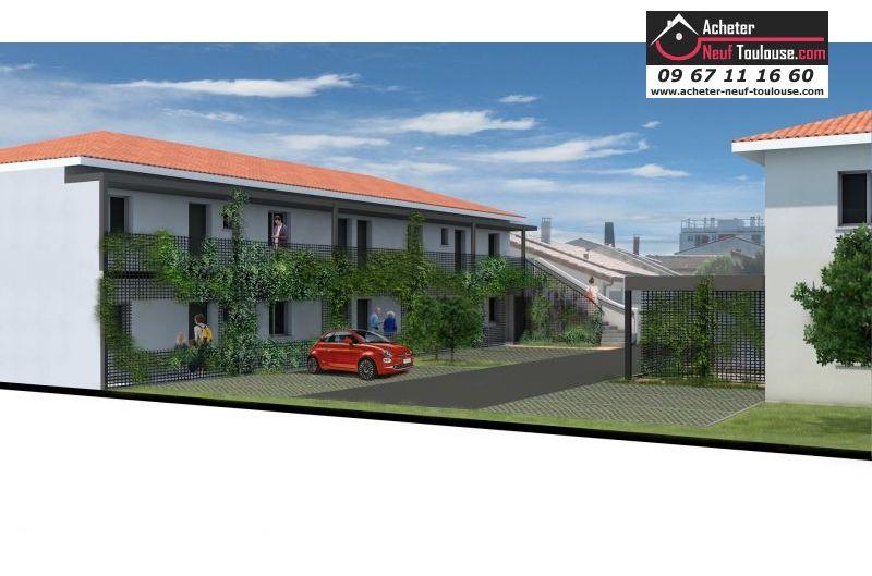 Maisons neuves à Toulouse Roseraie